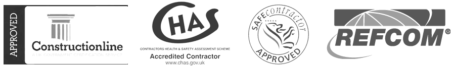 air conditioning Bournemouth accreditation logos