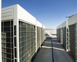 Installation with Cooling Energy Services